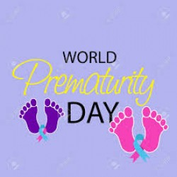 17 November World Premature Day